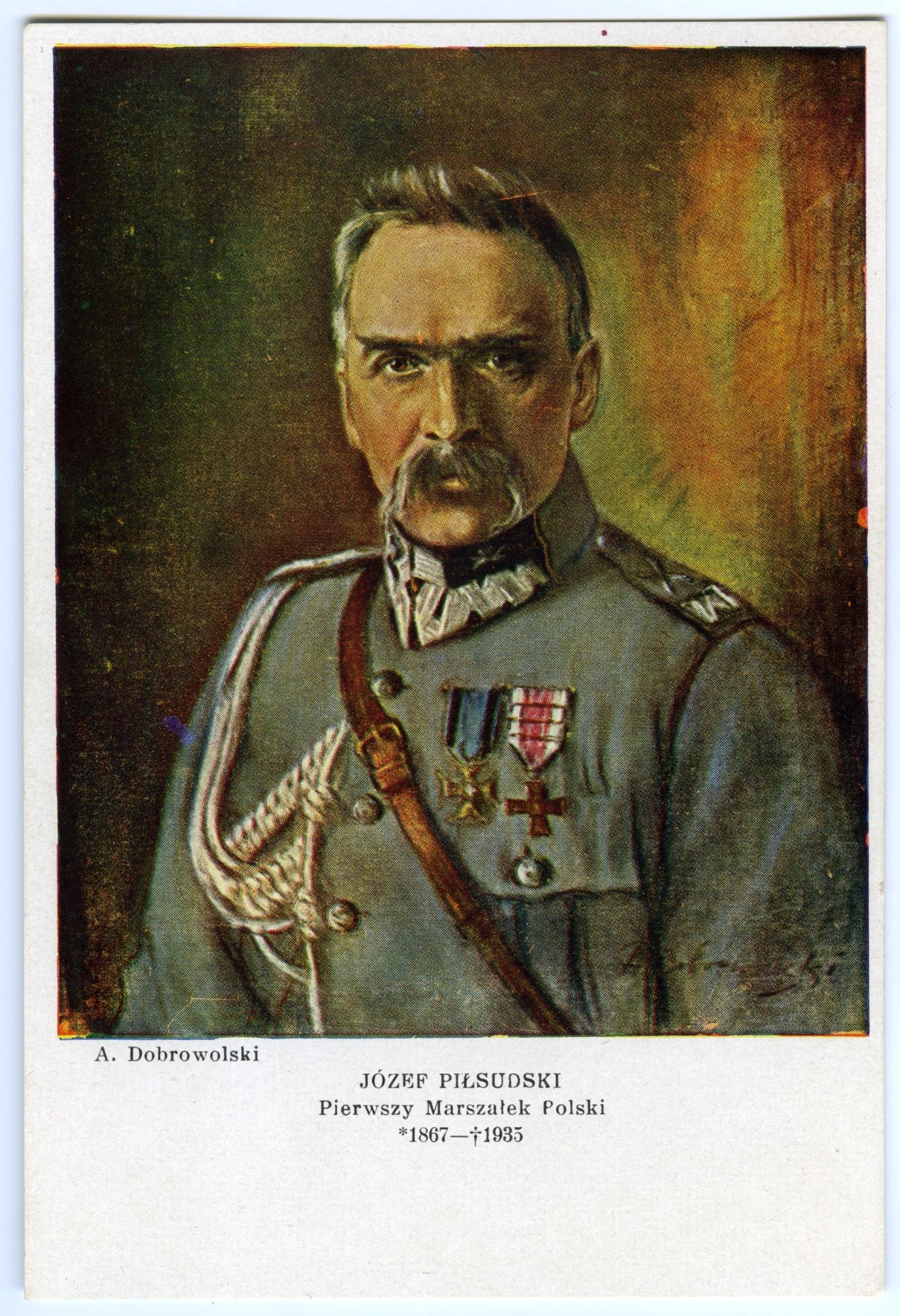 <div class='inner-box'><div class='close-desc'></div><span class='opis'>Józef Piłsudski (wg obrazu Adama Dobrowolskiego) - kartka pocztowa.</span><div class='clearfix'></div><span>Cote du document FIL03134</span><div class='clearfix'></div><span>© Instytut Literacki</span></div>