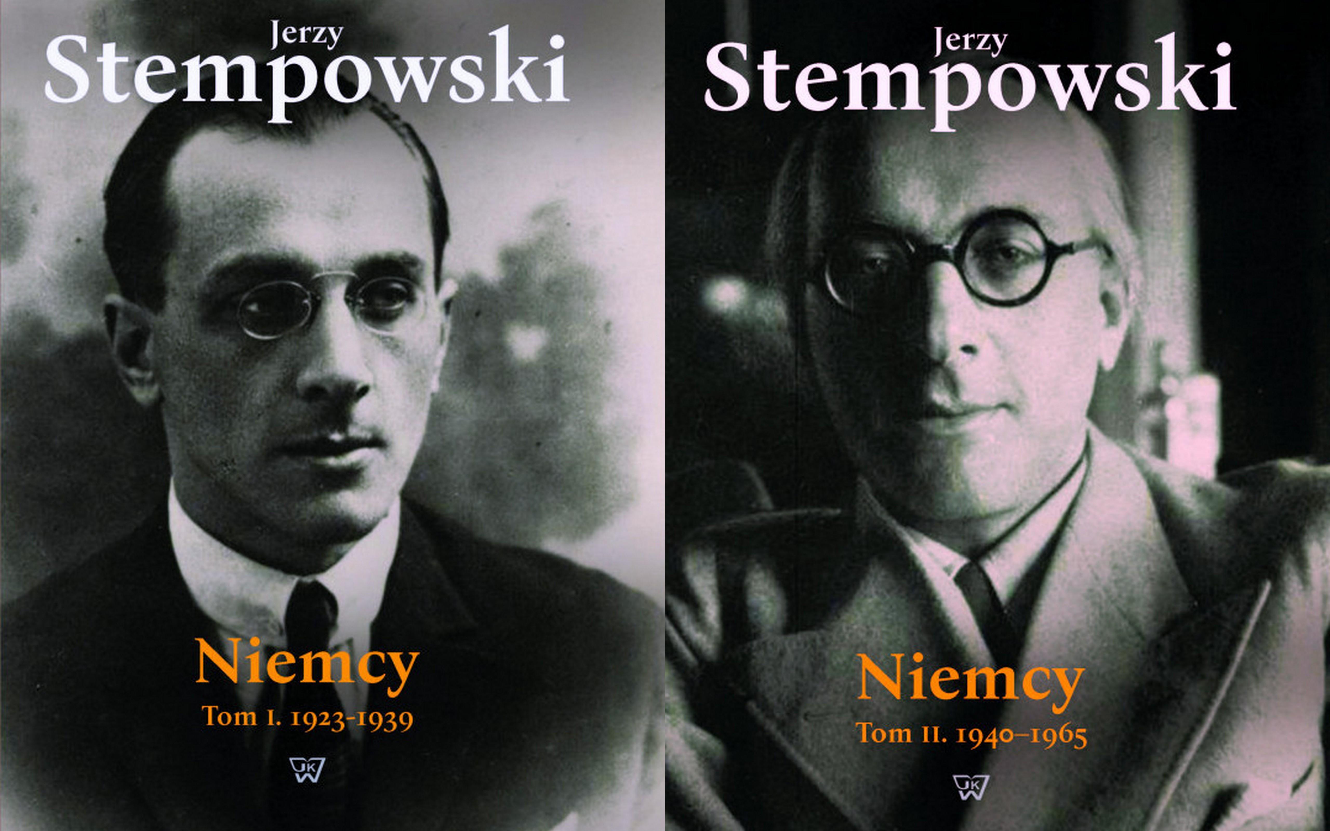 """<div class='inner-box'><div class='close-desc'></div><span class='opis'>Jerzy Stempowski """"Niemcy"""" - okładki dwutomowego wydania tekstów na tematy niemieckie z lat  1923-1965. Wydawnictwo Naukowe UKSW, Warszawa 2018.</span><div class='clearfix'></div><span>Шифр  sm00444</span><div class='clearfix'></div><span>© Instytut Literacki</span></div>"""