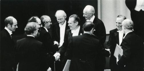 Nagroda Nobla dla Czesława Miłosza